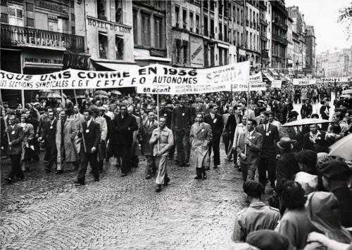 110 ans! Unité, union, désunion (1909-2019)