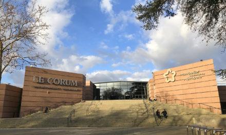 Quelques photos du Corum, lieu du prochain congrès à Montpellier