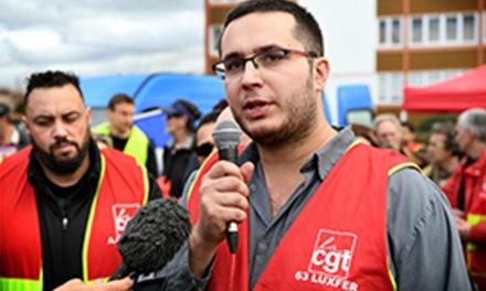 Luxfer à Gerzat (63) | Les salariés réquisitionnent leur usine