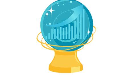 Prévision du chiffre d'affaires : la boule de cristal
