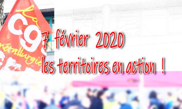 initiatives en territoires, des photos de la journée d'actions