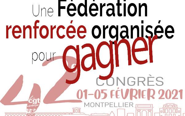 Les 3 thèmes mis au débat du 42e congrès de la fédération CGT de la métallurgie