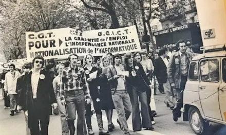 Histoire sociale, l'UFR lance un appel à témoins …