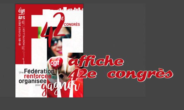Affiche du 42e congrès