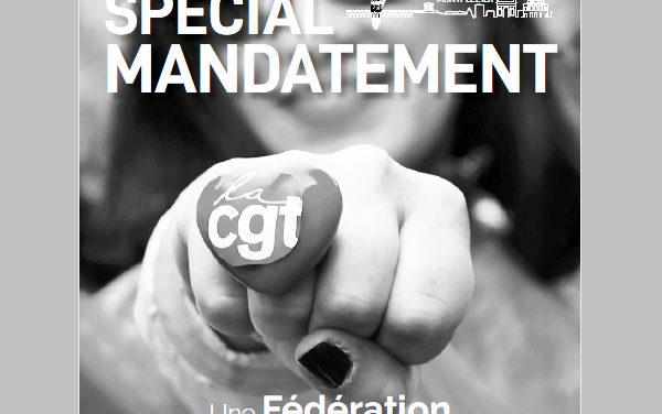 Dossier spécial mandatement du 42e congrès
