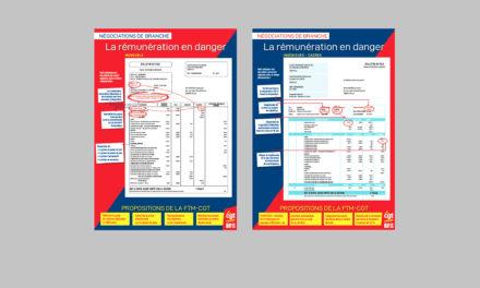 Rémunération : 2 affiches à télécharger, partager, diffuser, afficher !