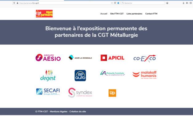 Découvrez l'espace partenaires de la FTM-CGT