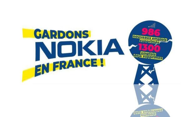 CGT Nokia : signez la pétition lancée par l'Intersyndicale
