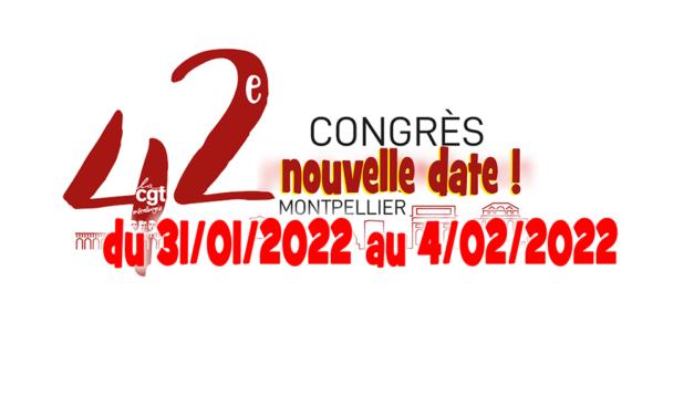 42e congrès, en 2022 !