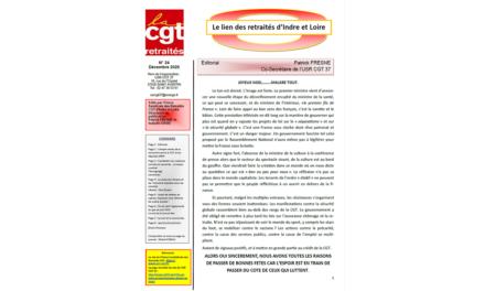 Le lien des retraités d'Indre et Loire