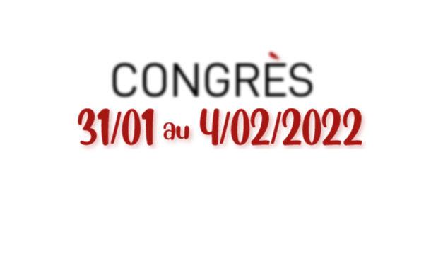Découvrez dans cet article le nouveau logo du 42e congrès fédéral