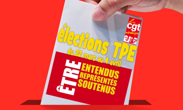 élections TPE 2021