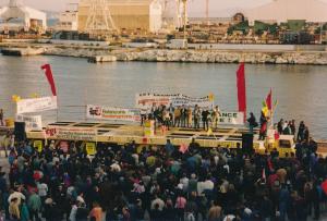 Dix ans de luttes aux chantiers navals de La Ciotat