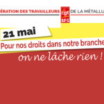 21 mai : imposons nos revendications
