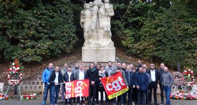 80e anniversaire de la fusillade de Châteaubriant
