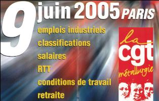 2005. Une victoire face à l'UIMM